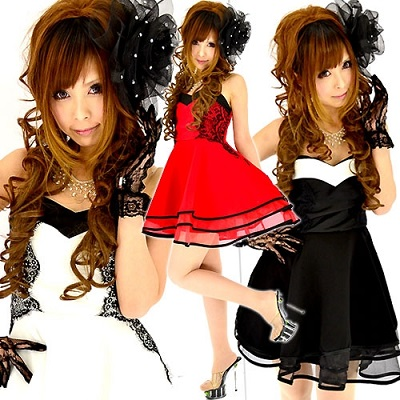 フレア系ドレス2つ目の写真