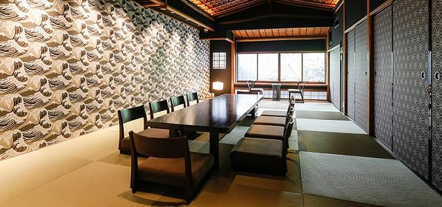 美人茶屋祇園の店内写真